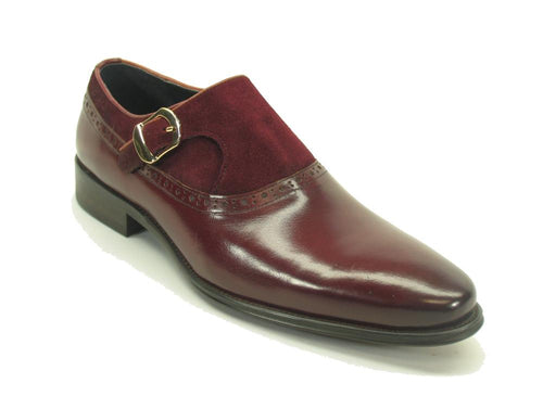 KS099-3005LS Carrucci Buckle Loafer