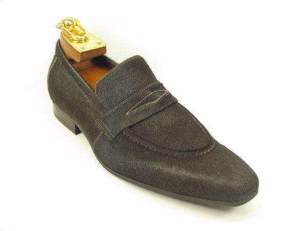 Pony Hair Penny Loafer