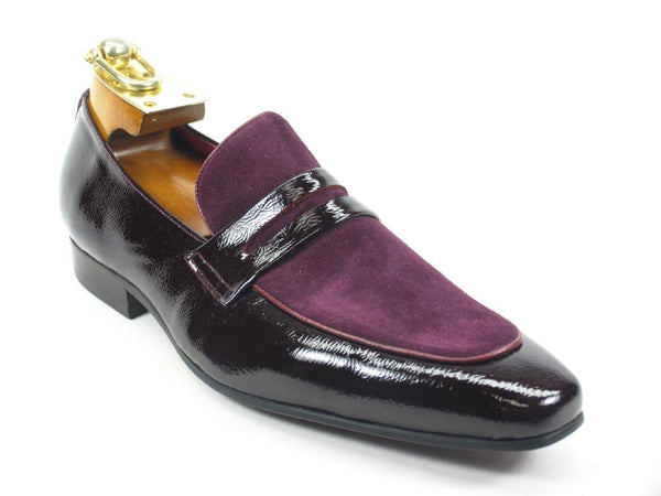 KS1377-12SC Patent Leather Loafer