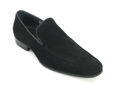 KS2024-04S Carrucci Suede Loafer