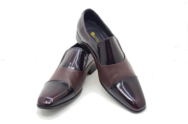 KS2240-02 Carrucci Deerskin Loafer