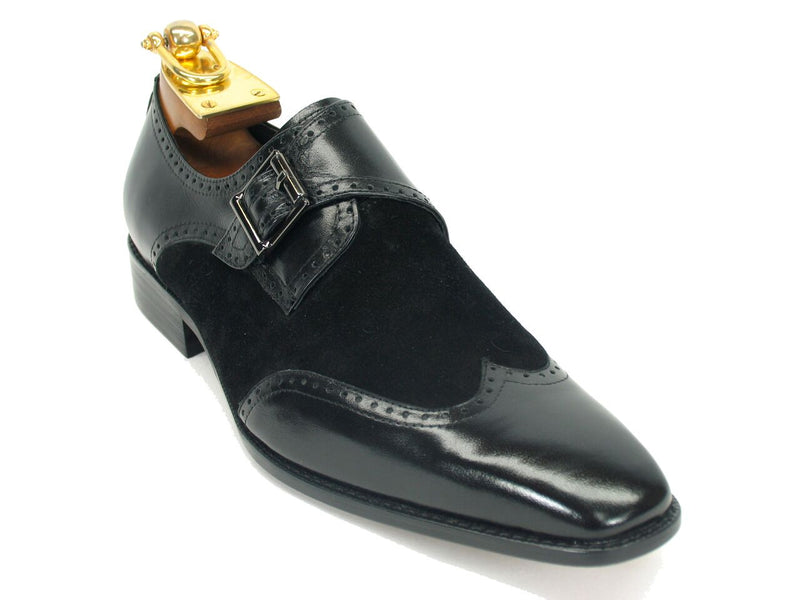 Wingtip Buckle Loafer