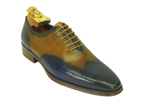 KS261-01 Carrucci Patina Calfskin Oxford