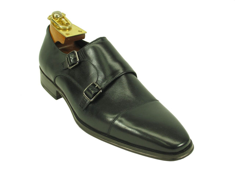 Two Tone Monk Strap Loafer