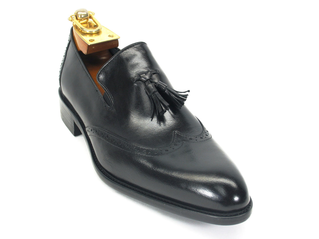 KS479-3002  Tassel Loafer-Black