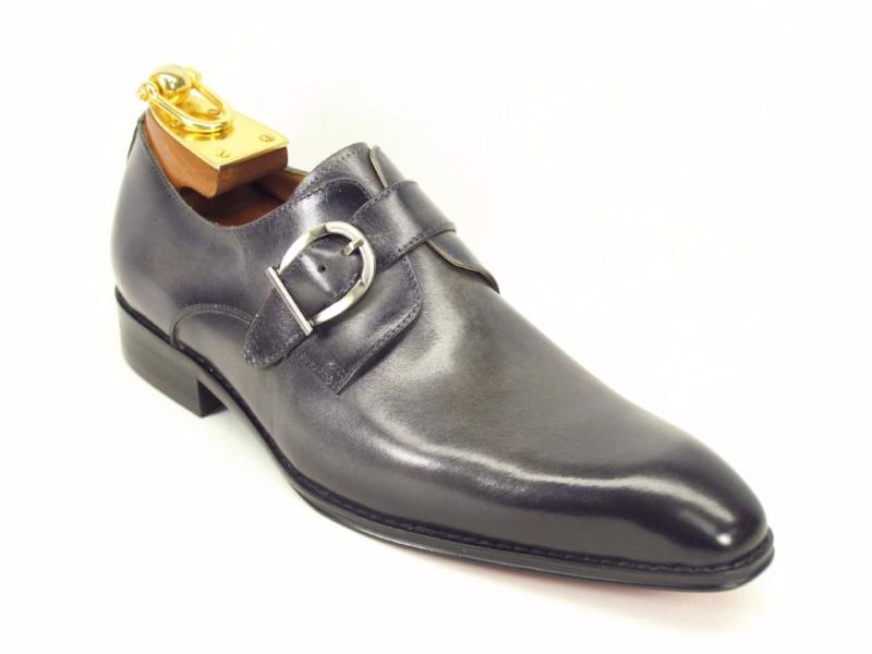 KS478-35, KS503-35, Carrucci Burnished Monk Strap