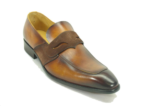 KS503-40 Carrucci Modern Penny Loafer