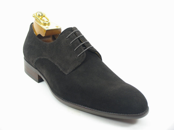 KS505-14S Suede Lace-up Oxford