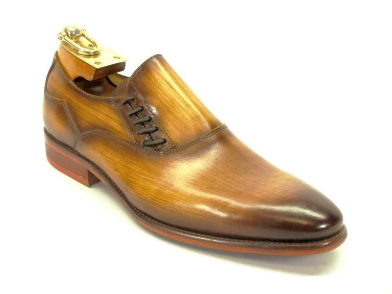Carrucci Slip-on Loafer With Decorative Lace-up