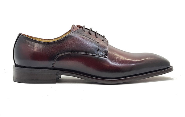 KS509-13 Carrucci Lace-up Leather Derby