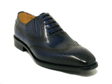 KS509-18 Wingtip Slip-on, Convertible to Lace-up