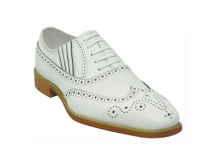 KS509-18 Carrucci Wingtip Oxford