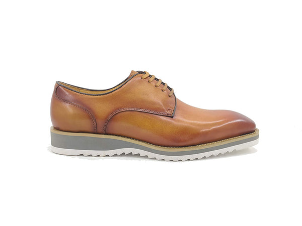 KS515-26 Carrucci Lace-up Leather Derby
