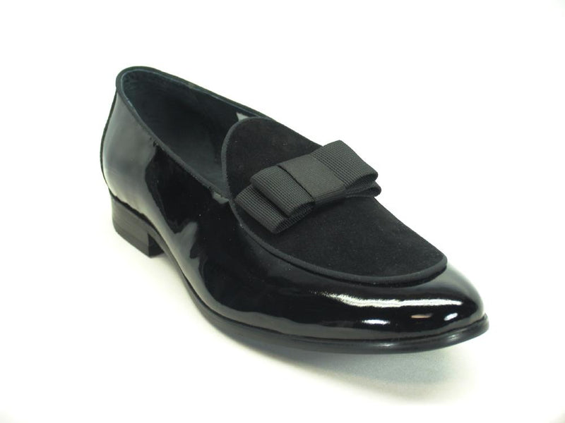KS525-210SP Carrucci Bow Tie Loafer