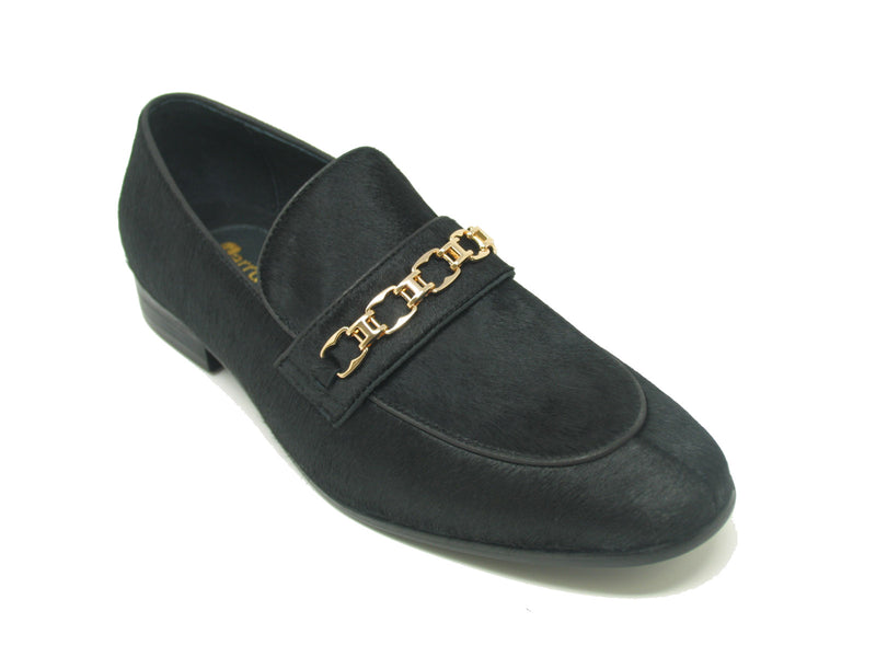 KS525-302X Carrucci Chain Buckle Loafer