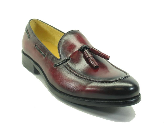 KS708-01 Carrucci Timeless Tassel Loafer