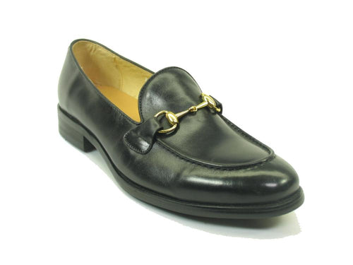 KS708-02 Carrucci Timeless Buckle Loafer