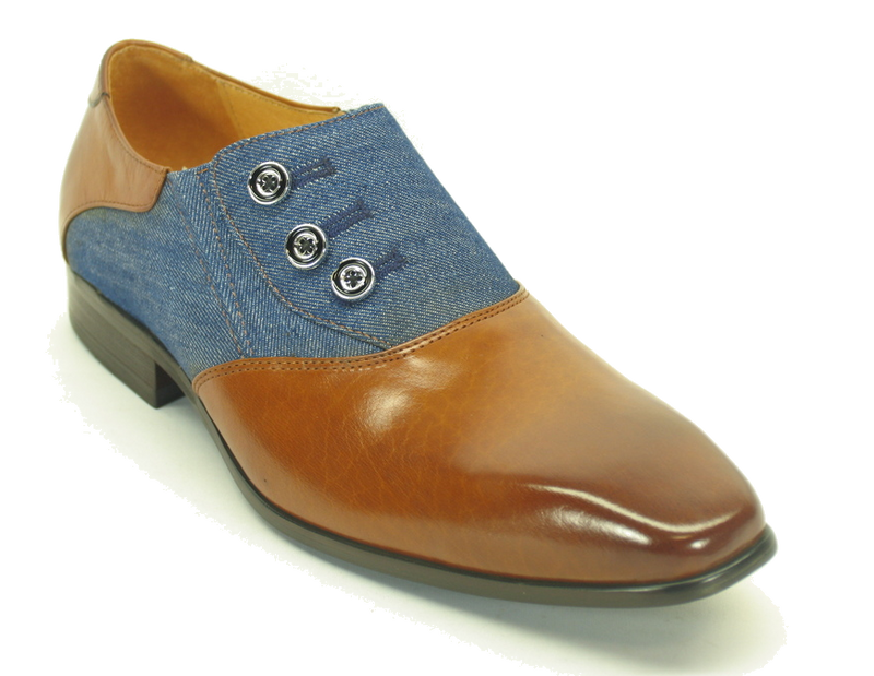 Button-up Slip-on Loafer