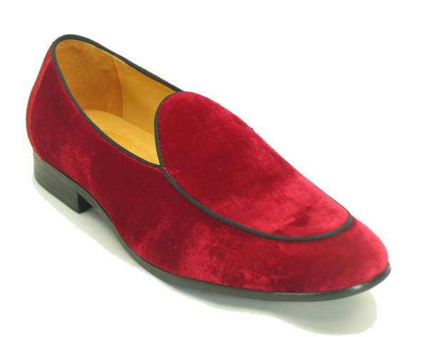 KS525-103V Velvet Loafer