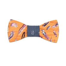 Funky Handmade Wooden Bow Ties