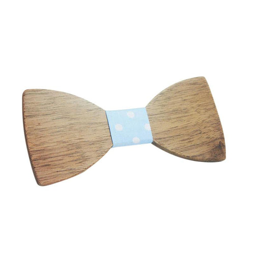 Fashion Wooden Bow Ties