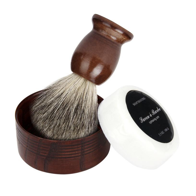 Soap Barber Set
