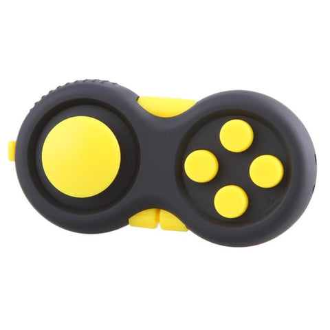 Fidget Pad - Yellow