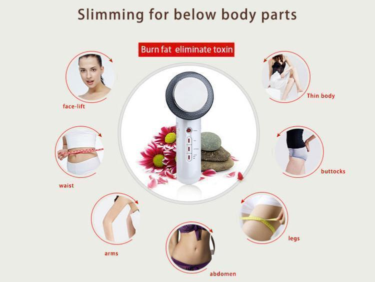 Ultrasonic Slimming Massager