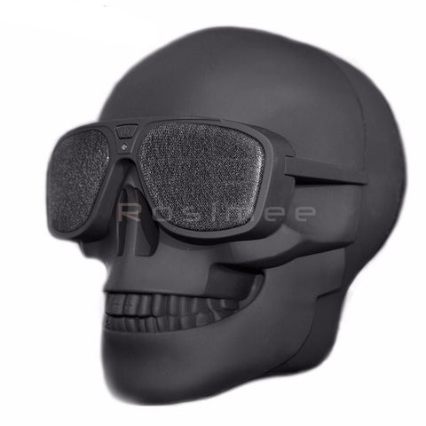 SKULL WIRELESS BLUETOOTH SPEAKER - LIMITED EDITION (50% OFF)