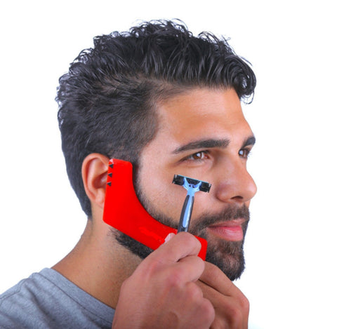 Easy Beard Shaping Tool