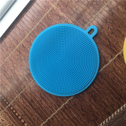 Silicone Reusable Sponge