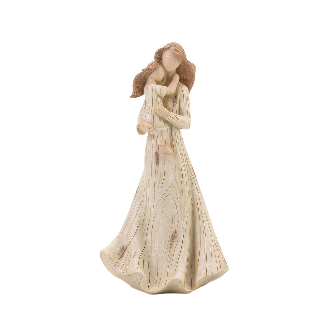 MOTHER AND DAUGHTER FIGURINE