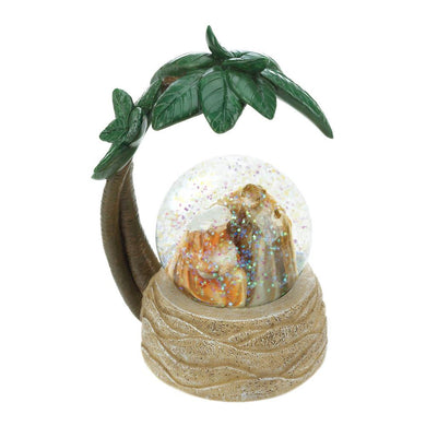 NATIVITY SCENE SNOW GLOBE