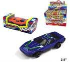 DIECAST METAL RACE CARS