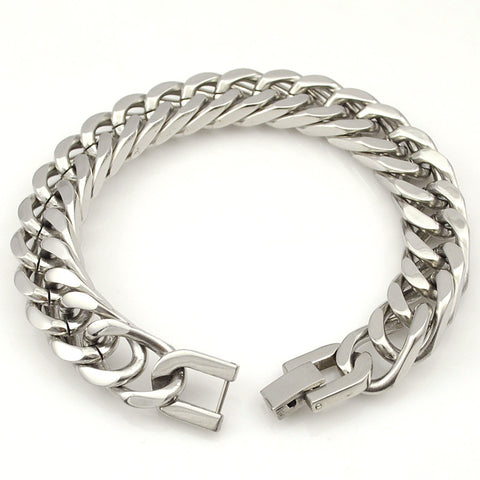 stainless steel bracelet & bangle - very-popular-jewelry.com