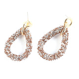 big drop crystal earrings - very-popular-jewelry.com