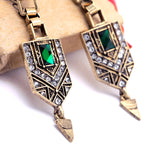 vintage geometric earrings for women