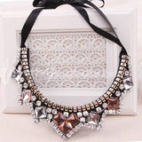 chunky choker necklace for women