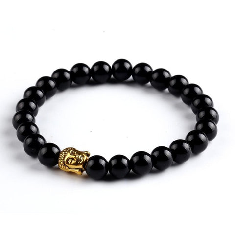 buddha beads charm bracelet & bangle