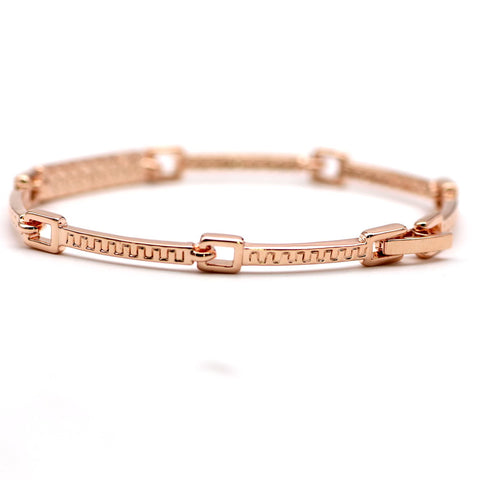 simple elegant hollow out bracelet for women