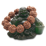 tibetan natural seed buddha prayer mala beads bracelet