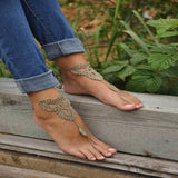 sexy handmade rope anklet for women