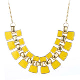 maxi choker statement necklace & pendant for women
