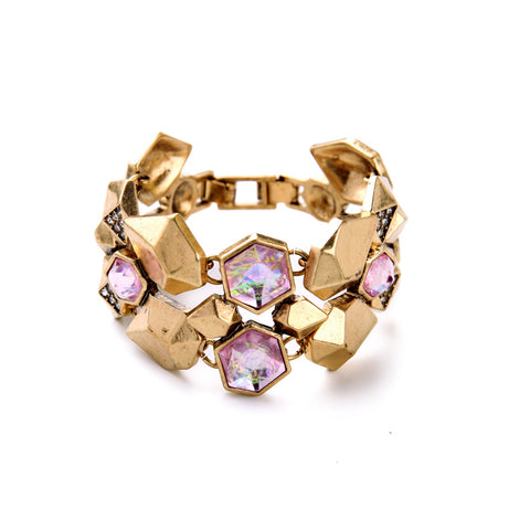 statement charm bracelet for women