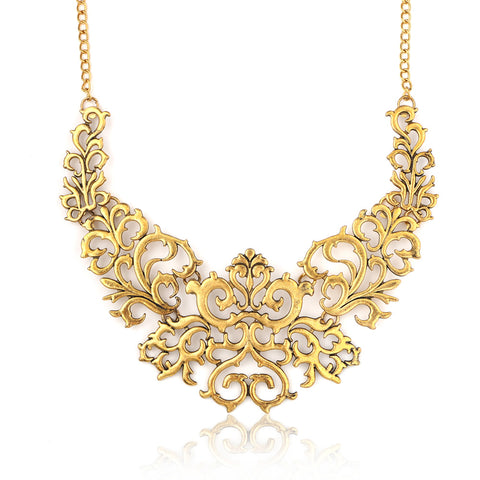vintage statement necklace & pendant for women