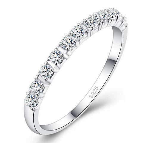 colored cz ring for women