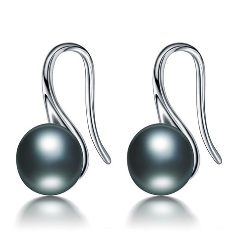 natural pearl earrings for women - very-popular-jewelry.com