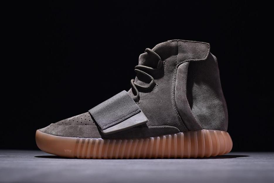 7ff78f8994cc4 Adidas YEEZY Boost 750 - Light Brown Gum (Chocolate) - SoleMate