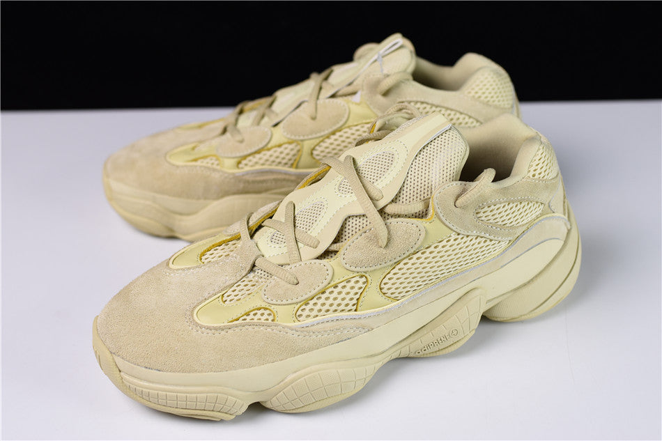 super popular 7e8c1 5070b Adidas YEEZY 500 - Super Moon Yellow