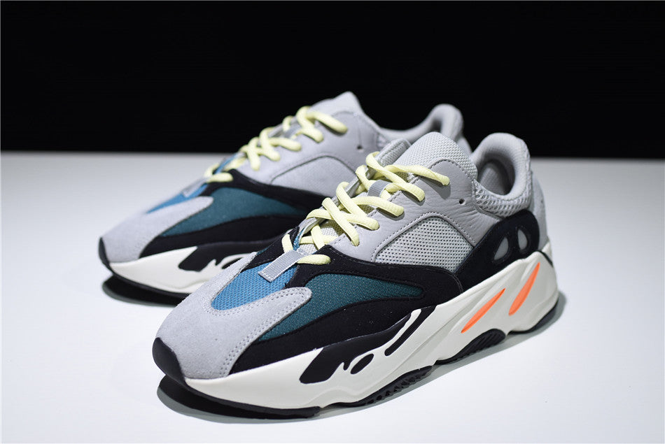 separation shoes bd18b 8d336 Adidas YEEZY Wave Runner 700 Solid Grey